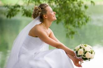Bride - is the heart of every wedding.