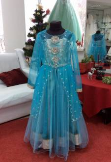 carival dress Princess Elsa