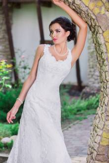 Wedding dress 309-1