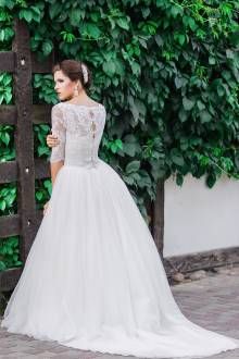 Wedding dress 312-1