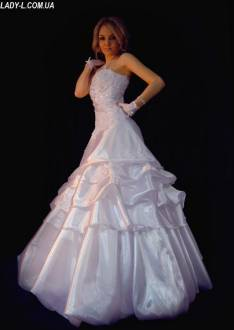 "Wedding dress ""Agatha"""