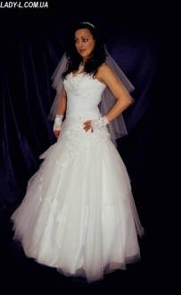 "Wedding dress ""Maria"""