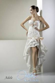 Wedding dress-transformer